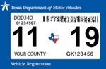November Vehicle Registration Grace Period Ends