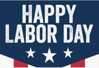 Labor Day observed - all offices closed