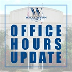 Williamson County Precinct Two Justice of the Peace Announces New Office Schedule